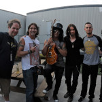 Myles Kennedy and Creed